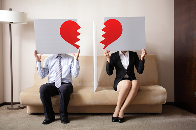 divorce counselling